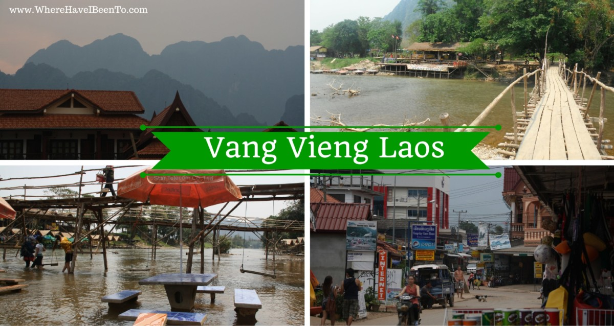 Vang Vieng Laos Travel Destination