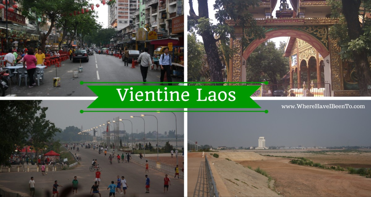 Vientine Laos Holiday Destination