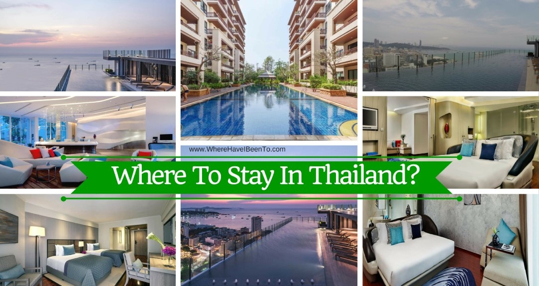 Where To Stay In Thailand