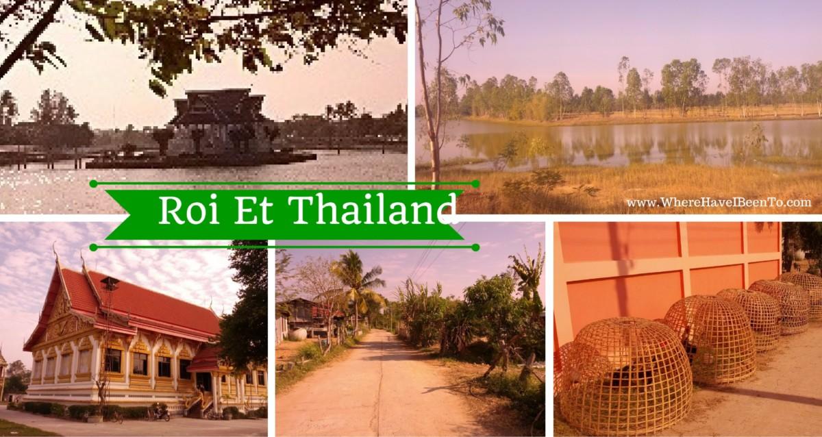 Roi Et Thailand