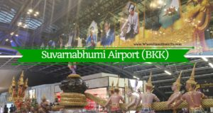 Bangkok Airport Thailand Suvarnabhumi Airport Guide