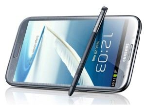 Best Cell Phone for International Travel, the Samsung Galaxy Note 2
