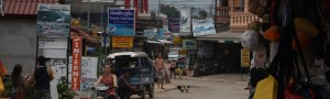 Vang Vieng City
