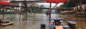Vang Vieng River Tubing