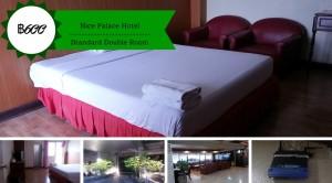 Nice Palace Hotel Review Chatuchak Bangkok Thailand