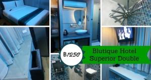 Blutique Hotel Review Pratunam Bangkok Thailand