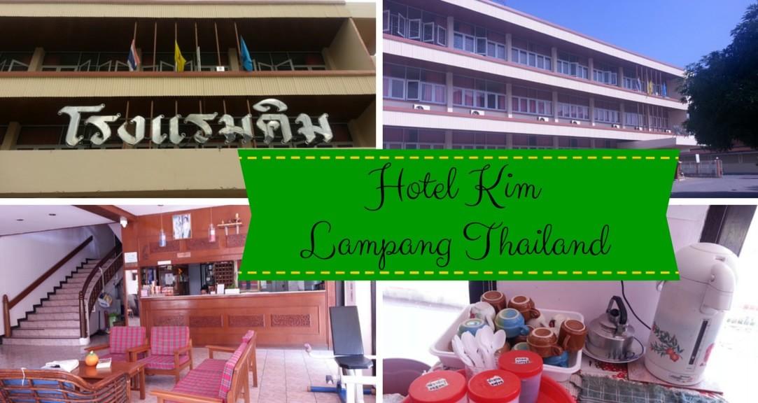 Hotel Kim Lampang Thailand