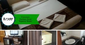 Pratunam Pavilion Hotel Review Pratunam Bangkok Thailand