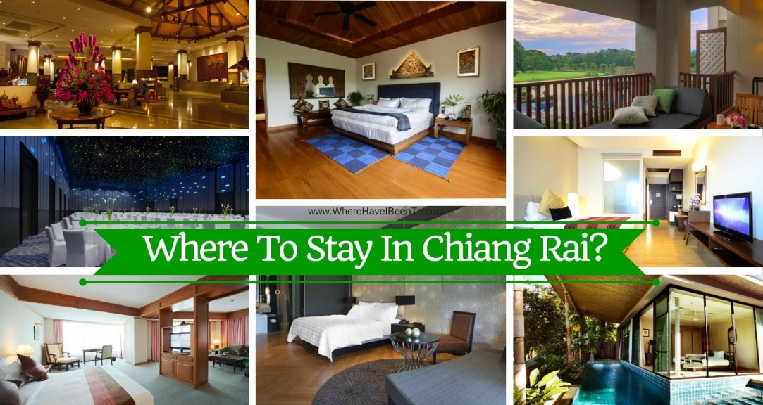 Where To Stay In Chiang Rai Thailand