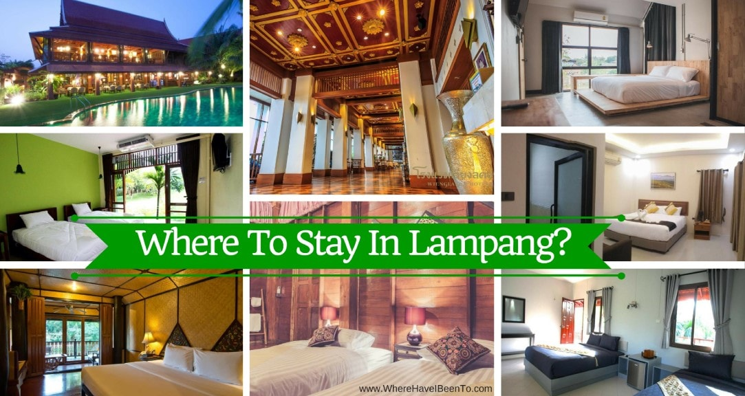 Where To Stay In Lampang Thailand