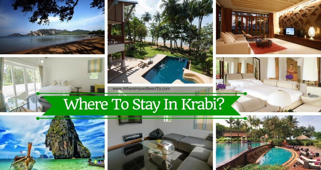 Where To Stay In Krabi Thailand