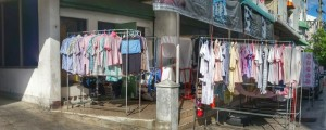 Chiang Mai Laundry Service Cheap and Good