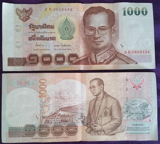 What Is The Currency Of Thailand