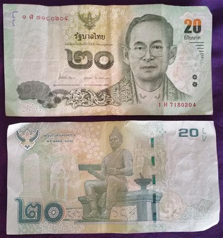 What Is The Currency Of Thailand Travelers Thai Money Guide