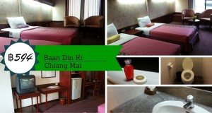 Baan Din Ki Hotel Review Chaing Mai