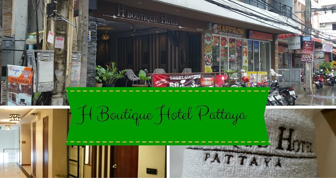 H Boutique Hotel Pattaya