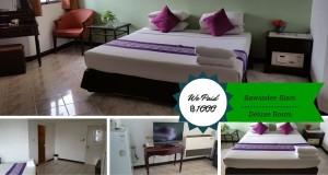 Sawasdee Siam Hotel Review Pattaya Thailand