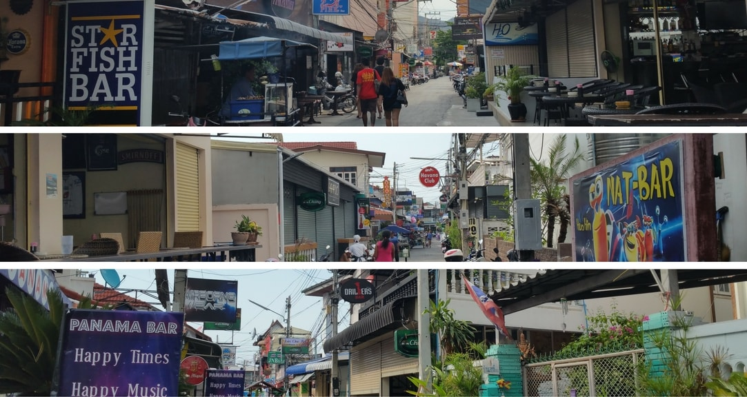 Bars and Nightlife in Hua Hin Thailand