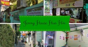 Jenny House Guesthouse Review Hua Hin Thailand