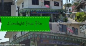 Nightlife Area Hotel in Hua Hin Thailand the Limelight Guesthouse and Pub