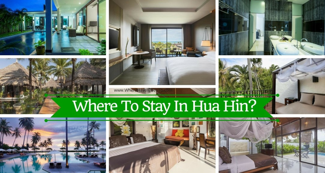 Where To Stay In Hua Hin Thailand