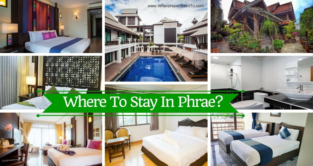 Where To Stay In Phrae Thailand