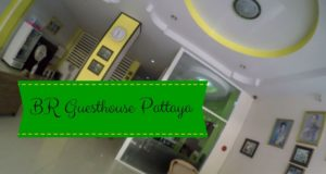 BR Guesthouse Review Pattaya Thailand