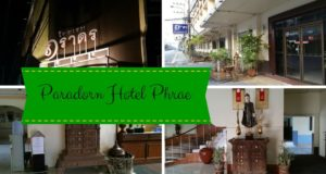 Paradorn Hotel Review Phrae Thailand