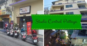 Studio Central Review Pattaya Thailand