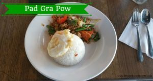Pad Gra Pow – Thai Food for Beginners