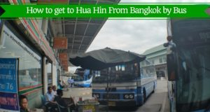Bangkok to Hua Hin Bus From Southern Bus Terminal