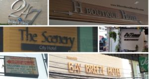 Potential Places to Stay in Pattaya Central