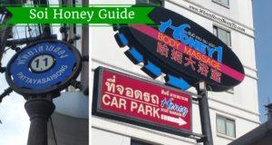 Soi Honey Pattaya the Ultimate Guide