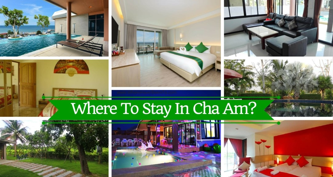 Where To Stay In Cha Am Thailand