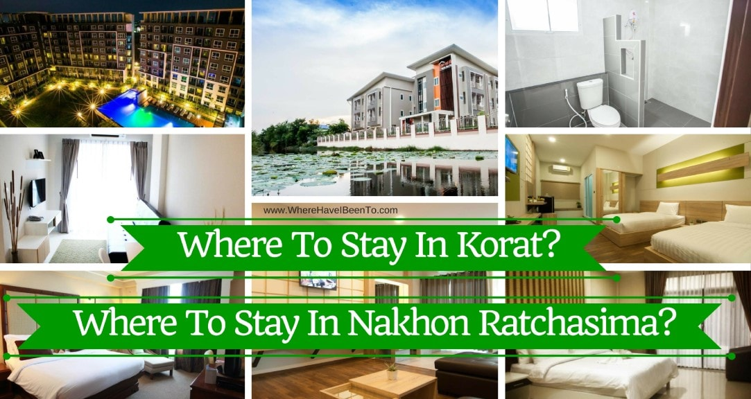 Where To Stay In Nakhon Ratchasima Thailand