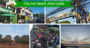 Cha-Am Beach Area Guide