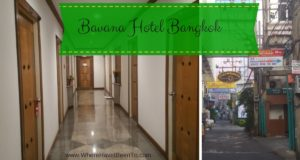 Bavana Hotel Bangkok Review