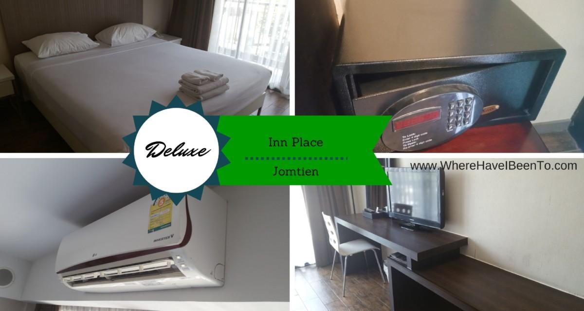 Inn Place Jomtien In Hotel Room