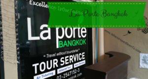 La Porte Hotel Review Bangkok