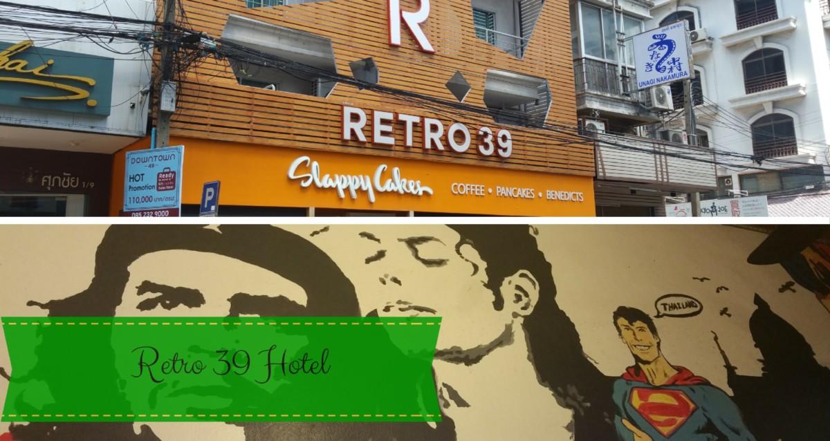 Retro 39 Hotel Front