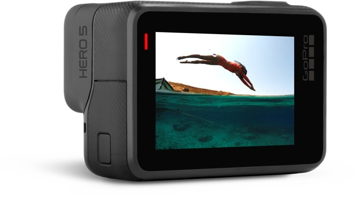 GoPro Hero 5 Black Back LCD Screen