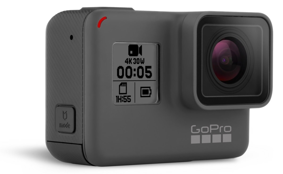GoPro Hero 5 Black Front Without Mount