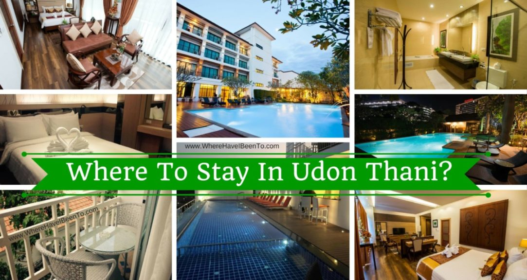 Where To Stay In Udon Thani Thailand