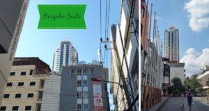 Baiyoke Suite Hotel Review Bangkok Thailand – WHIBT
