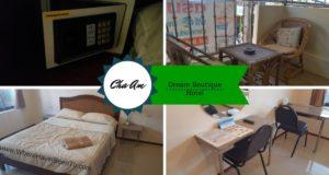 Dream Boutique Hotel Review Cha Am Beach Thailand – WHIBT