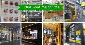 Thai Food Melbourne Australia Guide